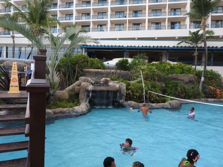 Hilton Barbados Resort (A Pool)