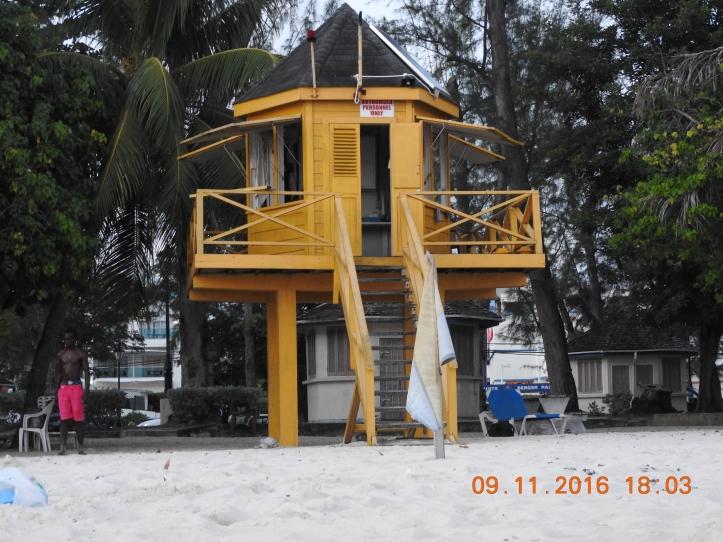 Life Guard Station, Barbados