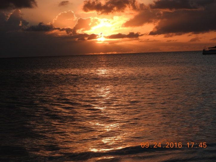 Sunset, Barbados