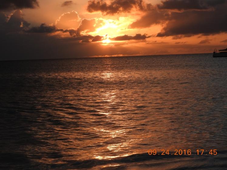 Sunset, Barbados
