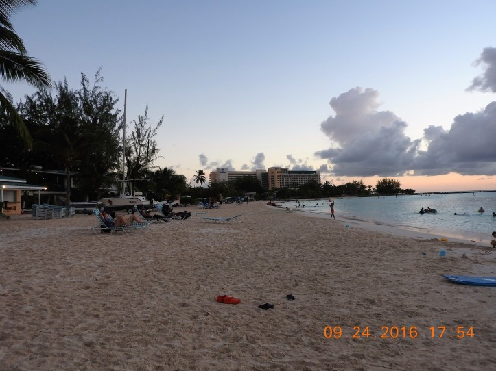 Graves End Beach, near Hilton Barbados Resort