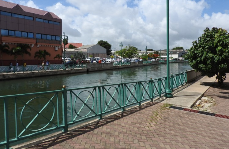 Constitution River, Barbados