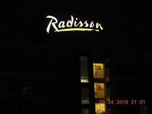 Hotel Radisson, aquatic gap, Barbados