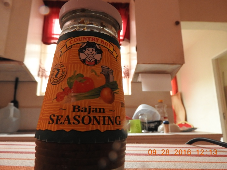 country boy Bajan Seasoning
