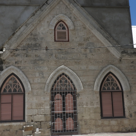Grace Hill Moravian Church, Barbados
